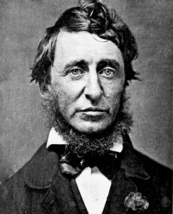 Henry_David_Thoreau-243x300 Writers' Wheelhouse: select passages from Walden, Henry David Thoreau