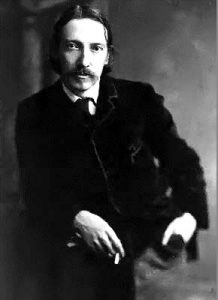 Robert_Louis_Stevenson-1-218x300 Writers' Wheelhouse: a passage from Aes Triplex, Robert Louis Stevenson